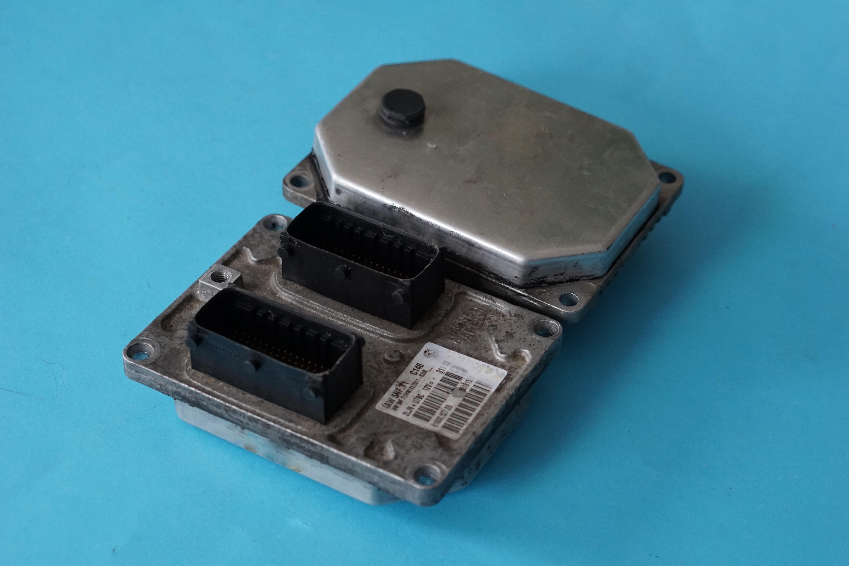 Fiat punto 2 motorvezérlő javítása